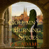 Elizabeth Wiley Audiobook Narrator Column Burning Spices Cover