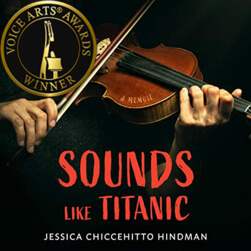 Elizabeth Wiley Audiobook Narrator Sounds Like Titanic Image